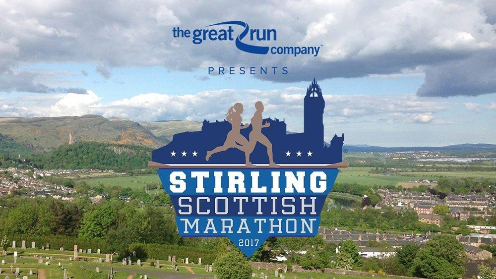 12 weeks to Stirling Marathon